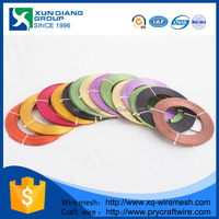 2016 HOT sales Colored Anodized Aluminum Craft Wire