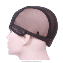 Wig cap for making wigs with adjustable strap on the back weaving cap size SML glueless good quality Hair Net