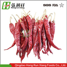 HOTAir Dried Red sweet paprika whole chilli pepper can be Stem or Stemless
