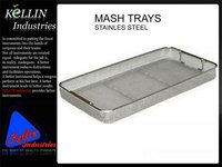 Micro Mesh Trays Stainless Steel