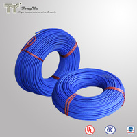 UL 3530 silicone insulation 2 core electrical cable