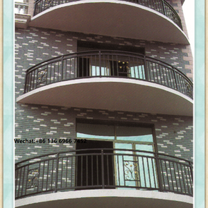 Balustrades & Handrails, stainless steel baluster post balcony railing with designs service