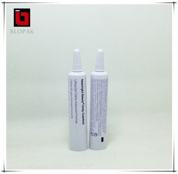 plastic tube vial