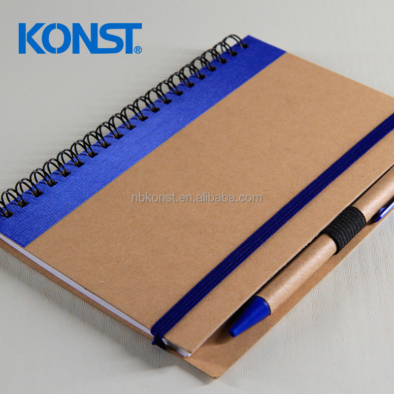 Free sample High quality competitive price hardcover offset printing cheap wholesale ,school personalized notebook with pen