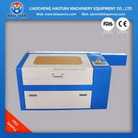 HT-350 laser engraving and cutting machine price/laser glass engraving machine/engraving machine laser