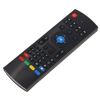 2.4G Remote Control Gyroscope Fly Air Mouse Mini Wireless Keyboard Handheld IR Learning for Android TV Box HTPC PC