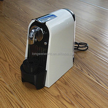 (CE, GS, LFGB, RoHS, FDA) Fully automatic capsule coffee maker coffee machine