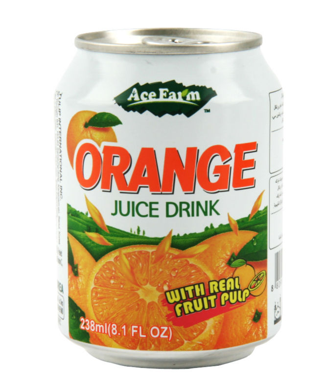 Fruit Juice with real Pulp - Orange