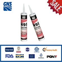 glass panel sealant silicone sealant raw material