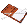 A4 notebook portfolio cover for ipad with pen case