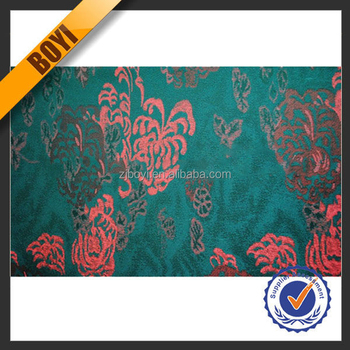 Yarn Dyed Jacquard Woven Fabric Polyester