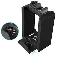 Dual Controller Charger For Ps4 Stand Vertical Comprar