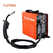 TUMAS mini cheap mig inverter 1kg wire mig welder 0.6mm 0.8mm rod <strong>welding</strong> machine