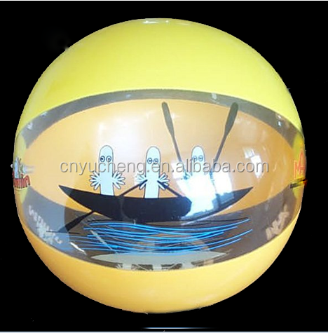 pvc beach ball toy/inflatable beach ball
