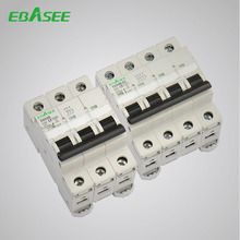 TUV CE certified 10KA 2P electrical circuit breaker
