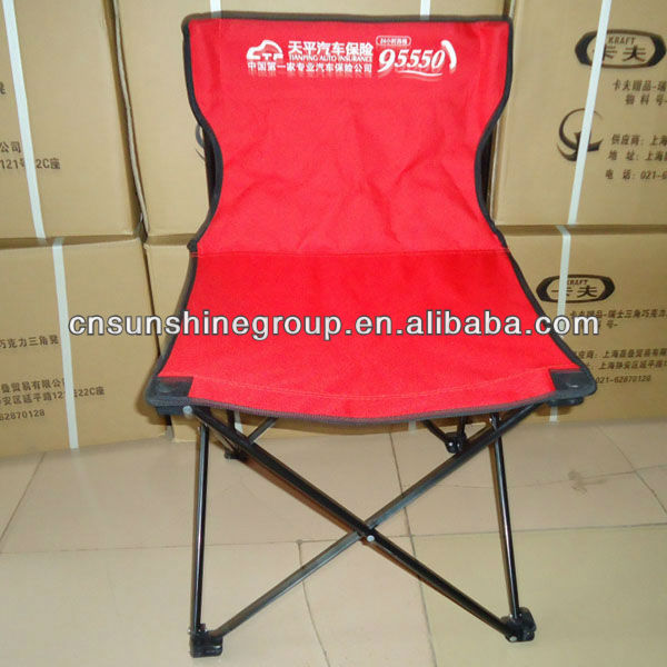 OEM 600D Polyester Folding Outdoor Camping Chair