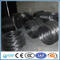 low price black annealed tie wire/binding wire/annealed iron wire