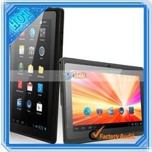 "7.0"" Allwinner Single Core Android 4.0 Front Camera A13 Mid Tablet PC manual"