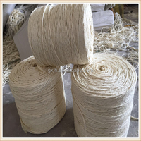 100% natural sisal rope hemp rope 1-40mm