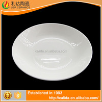 Simple and elegant fine white ceramic modern LD11696 china dinnerware set with great price