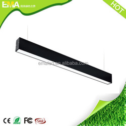 Modern Office LED Pendant Lighting 18w 36w 1200mm led linear light indoor