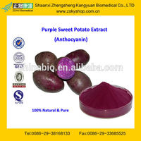 Top Quality Purple Sweet Potato Extract Anthocyanin