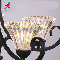 Crystal Hanging Lamp Glass Light