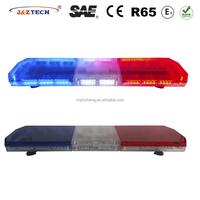 Ambulance flashing light bar ,police lights included red blue Emergency LED Light bar, led light bars waterproof