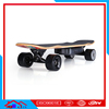 LG battery double hub motor best electric skateboard with screen remotel control