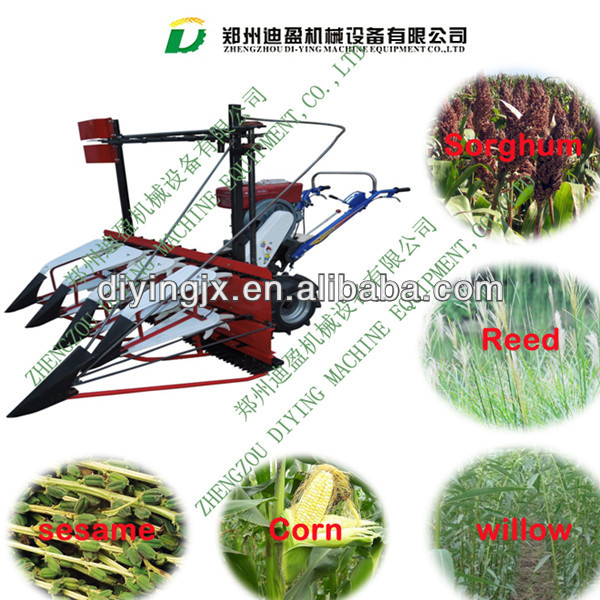 Best sale sesame cutting harvesting machine/willow weed cutting machine