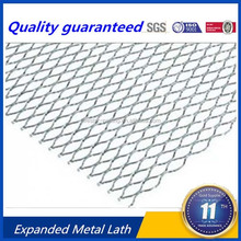 types of flat / dimpled / grooved / paper backed expanded metal lath with factory price