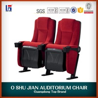 SJ5509 auditorium chair/cinema chairs /commercial theater seats