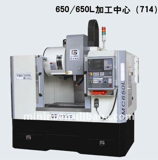 VMC650L vertical CNC machine centre