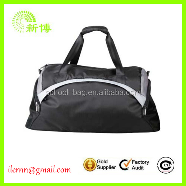 custom Sport gym bag with your logo