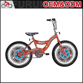 Safe and fashionable 20'' kids bike XR-K2002