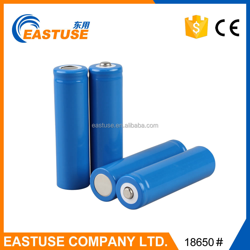 UL approved 10000mAh Li-ion 18650 battery pack with 3.7V ICR 18650 Li-ion battery cell