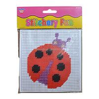 Fashion DIY children cross stitch