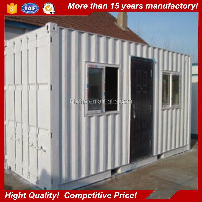 well-designed prefab cabin / container house / nice looking mobile house