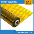 Good price 5mm grid esd pvc honeycomb curtain