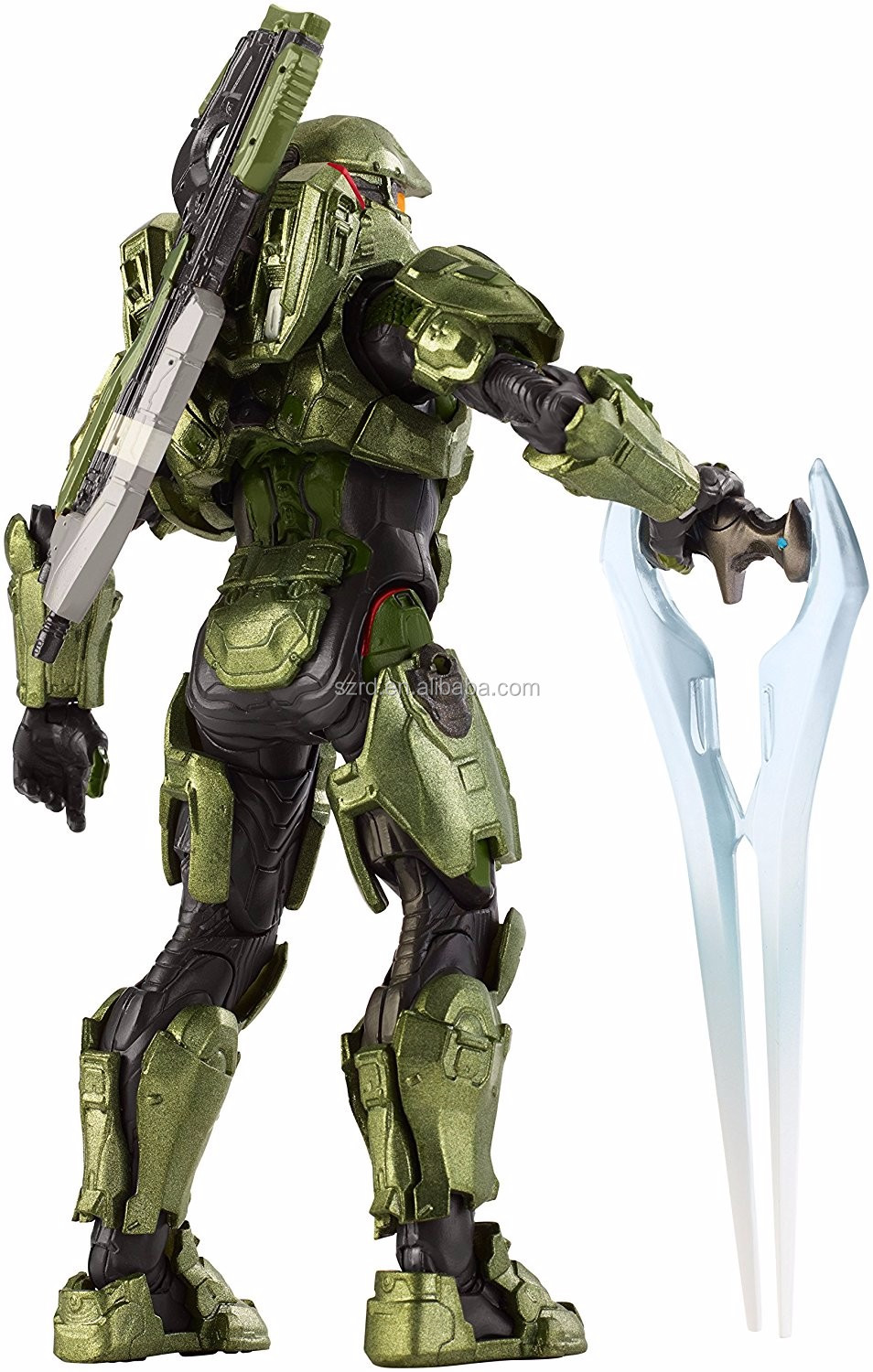 "Halo Master Chief 6"" Figure/plastic figure hot sale/high quality action toy"