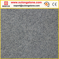 Natural Stone White Granite G640 Stairs and Steps For Quarry