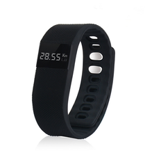 Hot Selling Fit Bit Bracelet Activity Tracker Smart Tw64 Smart Bracelet Watch