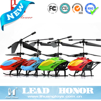 Made in China 2ch r/c helicopter with light / durable king
