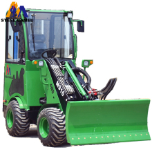 mini dozer for sale compact design with telescopic boom