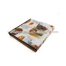 Thanksgiving color napkin printed paper serviette