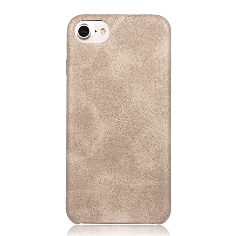 2017 Newest mobile leather case cover for iphone 7 case leather PU