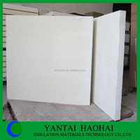 1150 degree high temperature resistant fireproof materials 100% non-asbestos light weight calcium silicate board