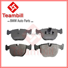 auto brake pad for bmw x5 e53 e39 E83 brake pad 34116761252 , 3411 6761 252