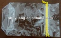 pvc/eva/pe drawstring bag