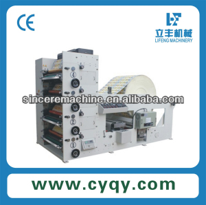 thermal paper roll printing machine with best after service